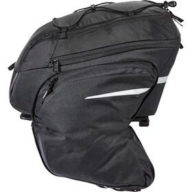 VAUDE Silkroad Plus Sacoche pour vélo Adaptateur i-Rack, black